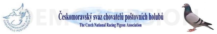 Nationale postduivenbond Tjechië